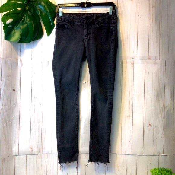 Lucky Brand Lolita Skinny Jeans Black